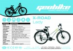 X_ROAD Lady KARTA TECH PL