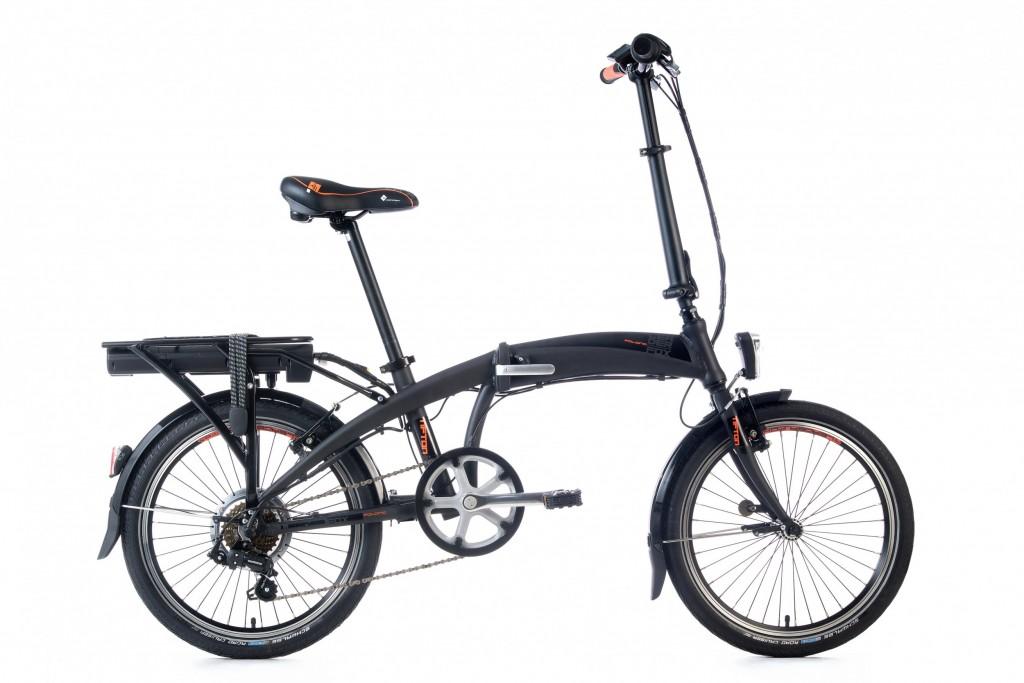 Składany rower elektryczny Leader Fox Tifton