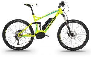 rower elektryczny Head Fargo