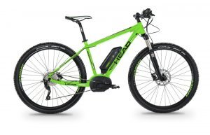 rower elektryczny Head Preston